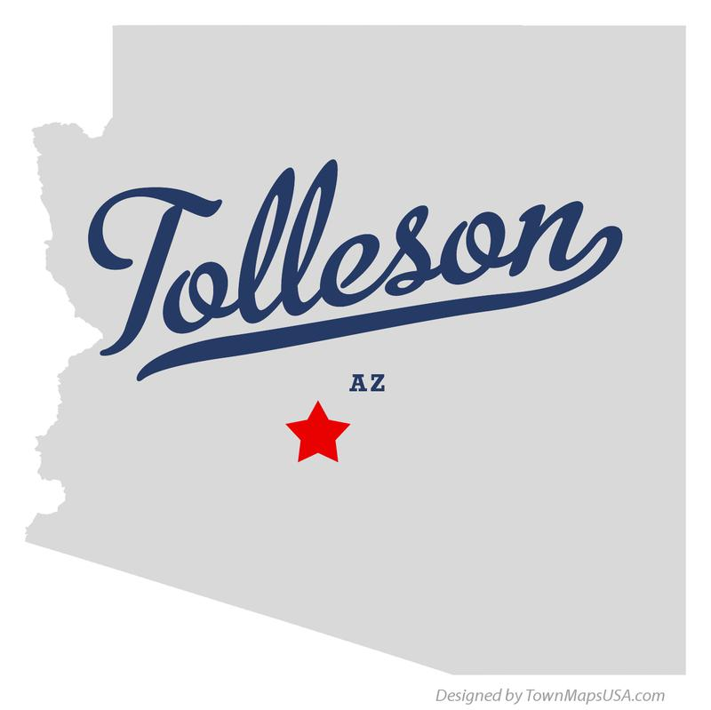 map_of_tolleson_az
